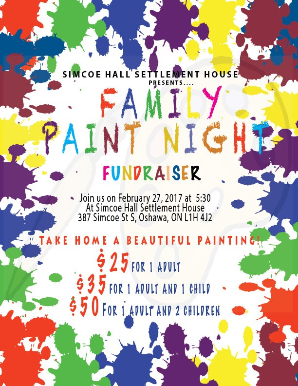 simcoe hall settlement house upcoming events family